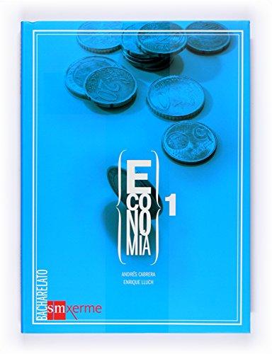 9788498540963: Economía [Gallego]. 1 Bacharelato