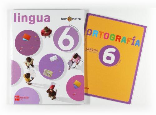 Proxecto Temoneiro, lingua, 6 Educación Primaria: Antelo Lema, Luis
