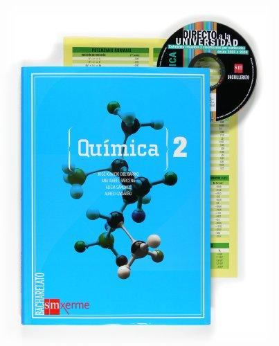 9788498541809: Química [Gallego]. 2 Bacharelato - 9788498541809