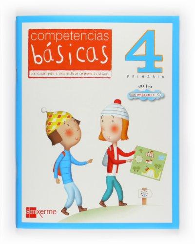 9788498542097: E.P.-COMPETENCIAS BASICAS 4� (G) (2010)