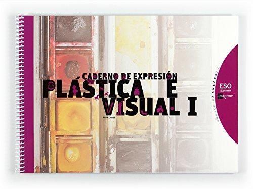 9788498543117: Caderno de expresión plástica e visual I. ESO. Conecta 2.0 - 9788498543117
