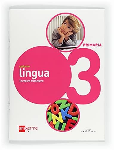 9788498543414: ANT/(G).(12).CADERNO LINGUA 3-3º.PRIMARIA (CONECTA 2.0)