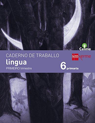 Caderno lingua 1 trimestre 6º primaria celme