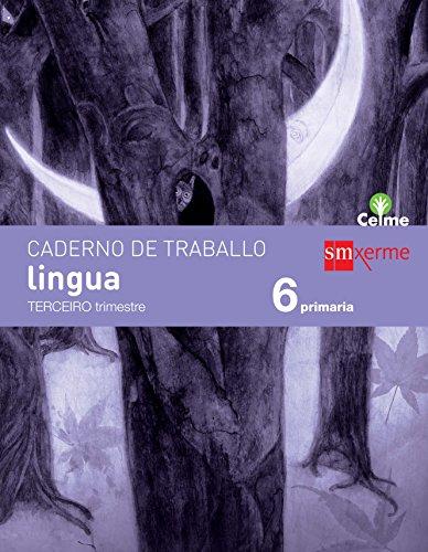 Caderno lingua 3 trimestre 6º primaria celme