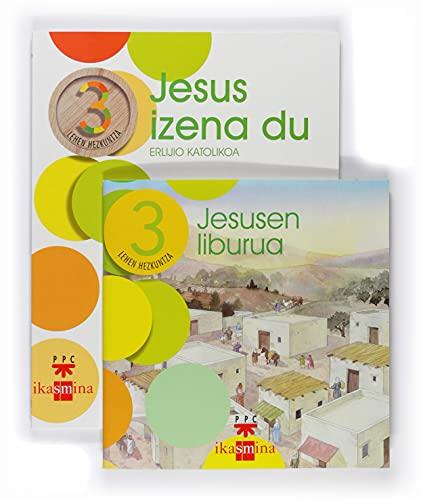 9788498550566: Erlijio katolikoa, Jesus izena du. 3 Lehen Hezkuntza - 9788498550566