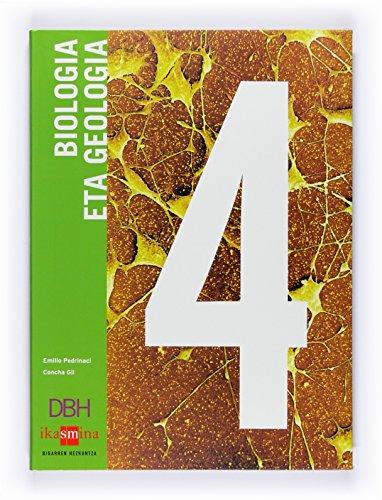 9788498550764: Biologia eta geologia. DBH 4