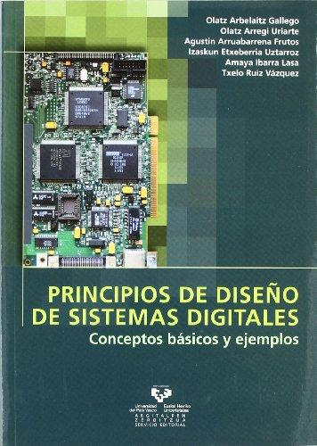 9788498600902: Principios de Diseno de Sistemas Digitales. Conceptos Basicos y Ejemplos