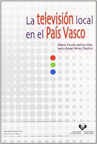 La televisión local en el País Vasco: Santos Díez, María