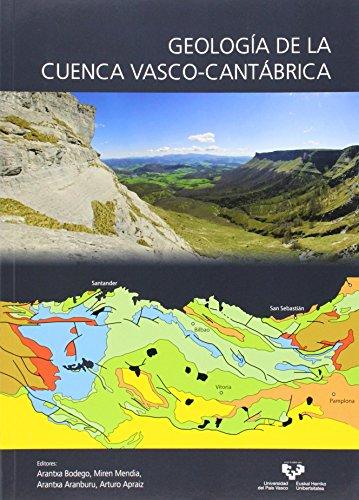 Geología de la Cuenca Vasco-Cantábrica (Paperback): Arantxa . . . [et al. ] Bodego Aldasoro