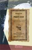 9788498620986: Facsímil: Escritos sobre Puerto-Rico.