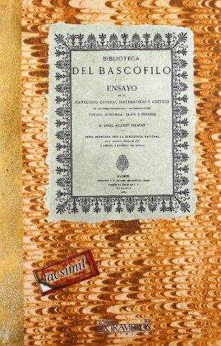 9788498621532: Biblioteca del bascófilo. Laurac-bat.