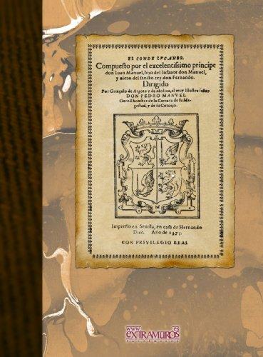 9788498622256: El Conde Lucanor (Literatura)