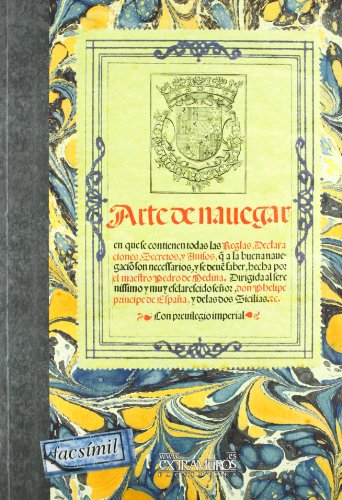 9788498622263: Arte de navegar (Facsimile edition) (Spanish Edition)