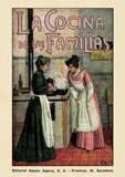 9788498622492: La cocina de las familias
