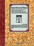 9788498623048: Cinco libros de Seneca (Filosofía)