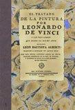 9788498623192: El tratado de la pintura,: y los tres libros que sobre el mismo arte escribió Leon Bautista Alberti