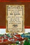 9788498623338: Facsímil: Historia de la ciudad y corte de Leon, y de sus reyes