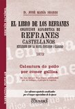 9788498624304: El libro de los refranes (Narrativa popular)