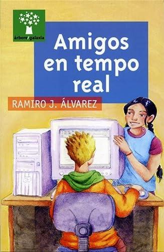 Amigos en tempo real: Álvarez, Ramiro J.