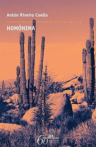 9788498652994: Homónima (Literaria)