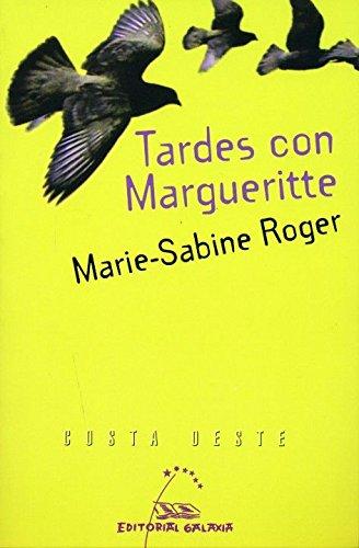 9788498653342: Tardes con Margueritte (Costa Oeste)