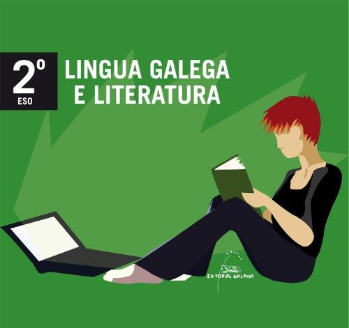 9788498654288: Lingua galega e literatura. 2º ESO