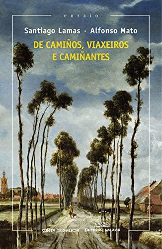 9788498656916: DE CAMIÑOS,VIAXEIROS E CAMIÑANTES (XV PREMIO RAMON PIÑEIRO)