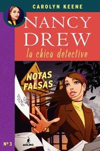 NOTAS FALSAS NANCY DREW: Keene Carolyn