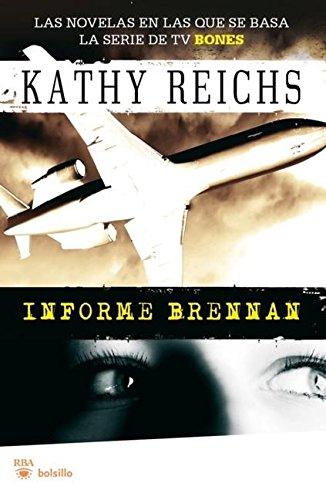 9788498671421: Informe Brennan (FICCION)