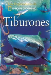 9788498671520: Tiburones = Sharks (Exploradores de National Geographic) (Spanish Edition)