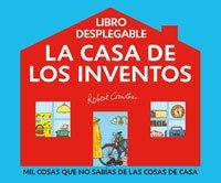 9788498672367: CASA DE LOS INVENTOS, LA - LIBRO DESPLEGABLE