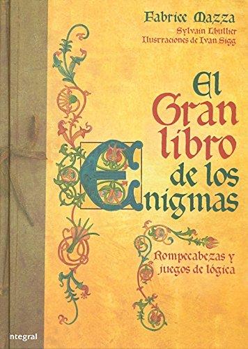 9788498673296: El gran libro de los enigmas (NO FICCIÓN 2 GENERAL)