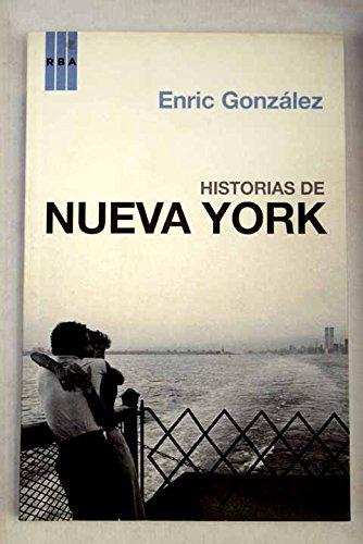 9788498673906: Historias de nueva york