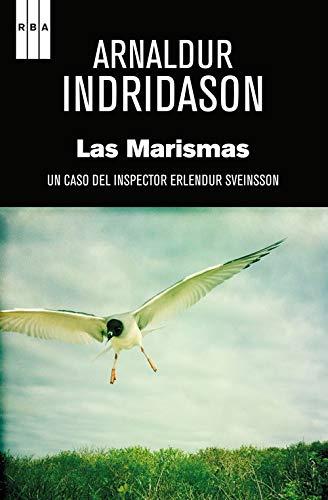 9788498676013: Las marismas (NOVELA POLICÍACA BIB)