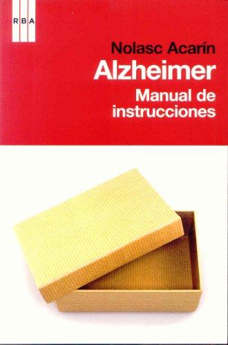 Alzheimer: Manual de instrucciones / Instructions Manual