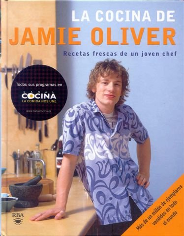 9788498678017: La cocina de Jamie Oliver