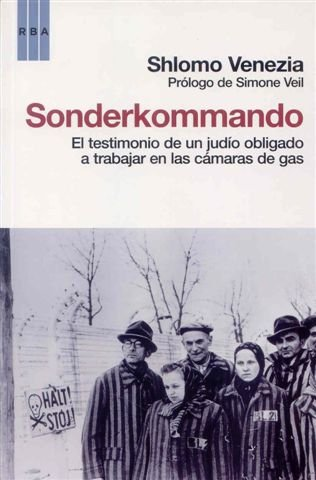 9788498678123: Sonderkommando (HISTORIA)