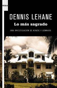 9788498678857: Lo que es sagrado (Serie Negra) (Spanish Edition)