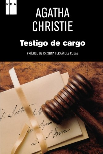 Testigo de cargo (Spanish Edition) (8498678889) by Christie, Agatha