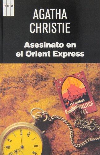 9788498678901: Asesinato en el orient express (AGATHA CHRISTIE 125A)