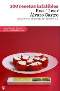 9788498679007: 100 recetas infalibles (GASTRONOMÍA Y COCINA)
