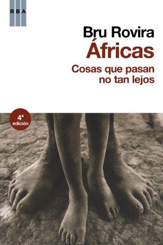 9788498679144: Áfricas: Cosas que pasan no tan lejos (Spanish Edition)