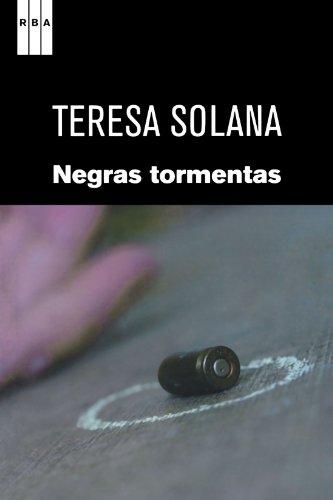 9788498679502: Negras tormentas (Spanish Edition)