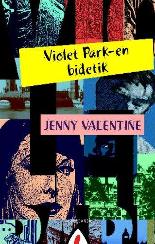 9788498680348: Violet Park-en bidetik (Ostiral Saila)