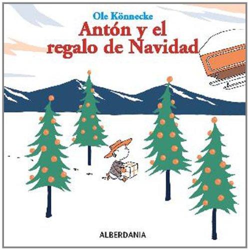 9788498680942: Antón y el regalo de Navidad