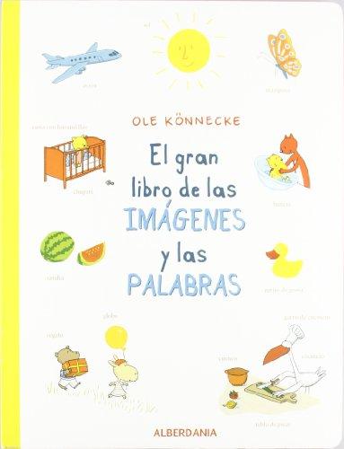 9788498682519: El gran libro de las imágenes y las palabras (Álbumes en color)