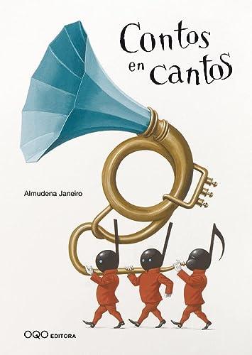9788498710472: CONTOS EN CANTOS (GALLEGO)