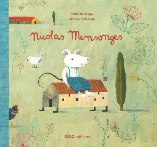 9788498711684: Nicolas Mensonges