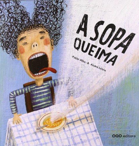 9788498712025: A SOPA QUEIMA