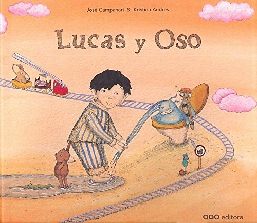 9788498712414: Lucas y Oso / Luca and the Bear (Spanish Edition)